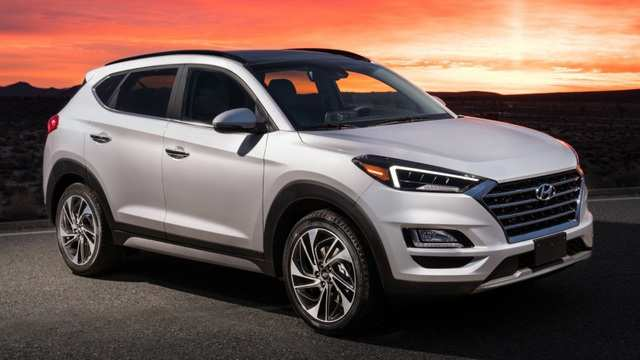 Hyundai Tucson có nhiều đột phá ở bảng 2019