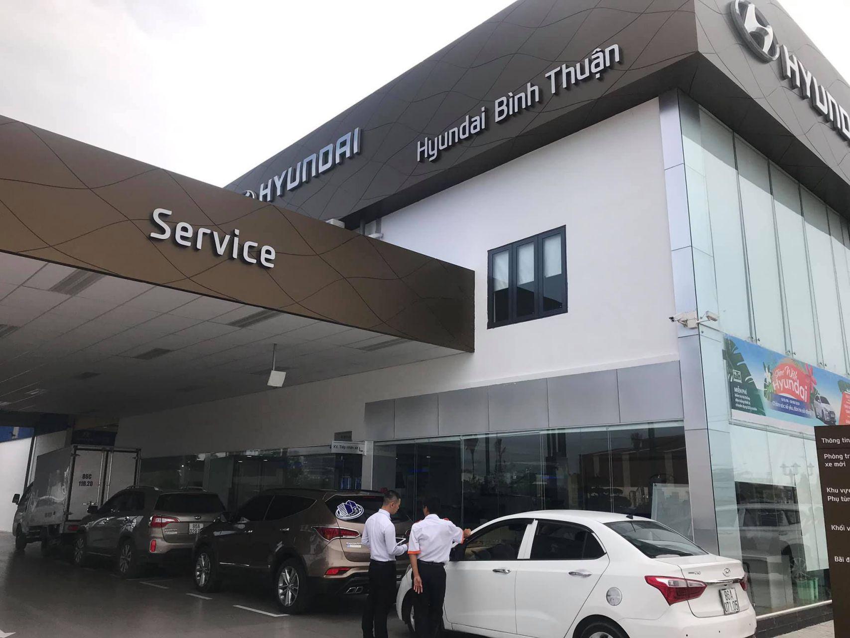 Hyundai Bình Thuận