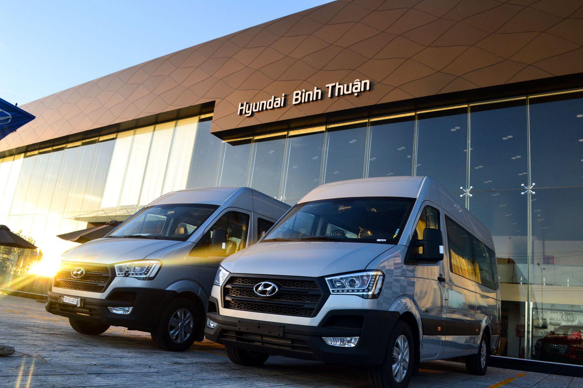 Giới Thiệu Hyundai Bình Thuận