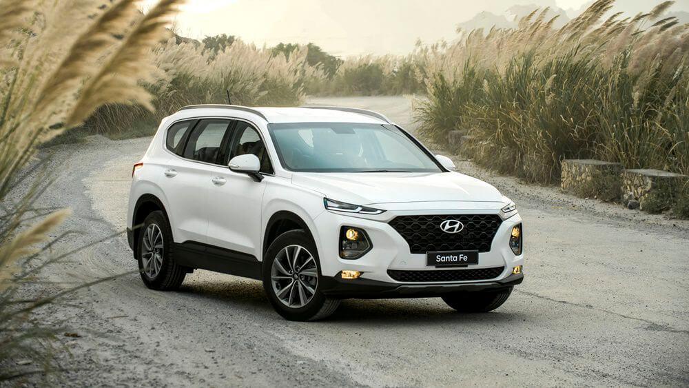 Đánh giá dòng xe Hyundai Santa Fe 2019 có gì nổi trội?