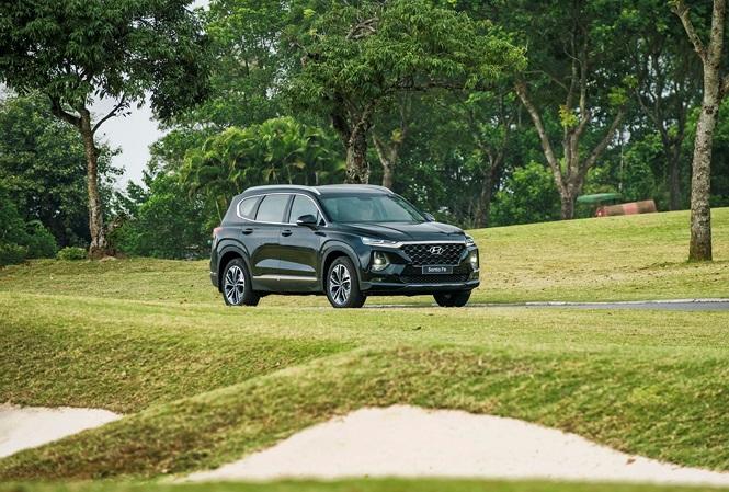 Điều gì làm nên giá trị và sức hấp dẫn của Hyundai Santa Fe thế hệ mới?