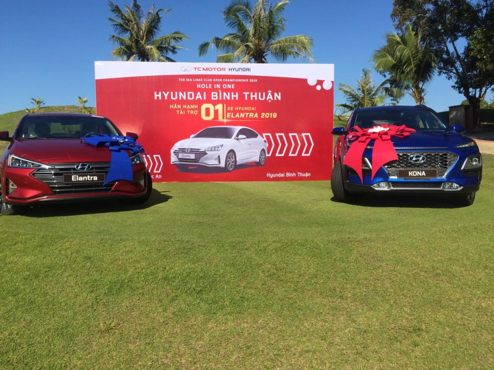 Hyundai Bình Thuận hân hạnh tài trợ giải HOLE IN ONE tại Sealink