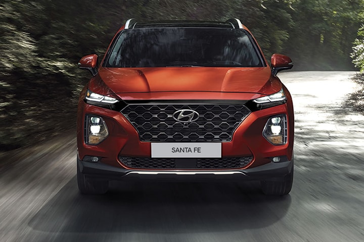 Hyundai Santa Fe 2020 - Đầu xe