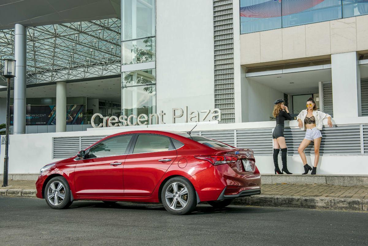Hyundai Accent 2020 - Thân xe