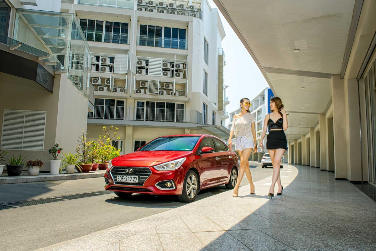 Hyundai Accent 2020 - Đầu xe