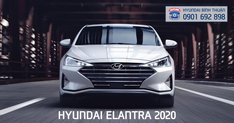 Hyundai elantra 2020 - thiết kế đầu xe