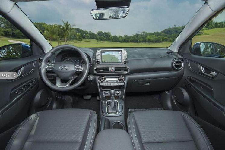 Hyundai Kona 2020 - Nội Thất