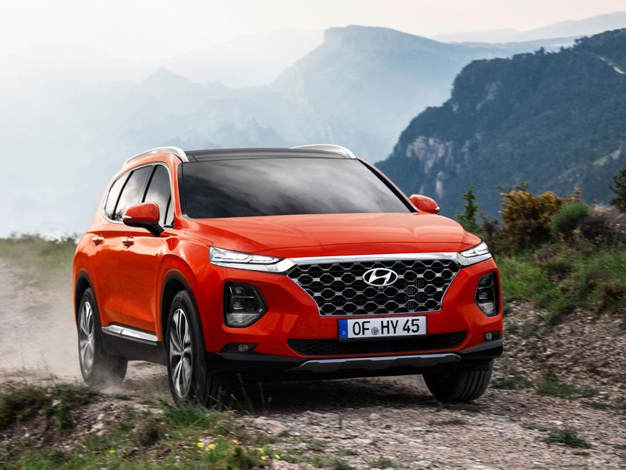 Hyundai Santafe 2020 - Đảng cấp phái mạnh