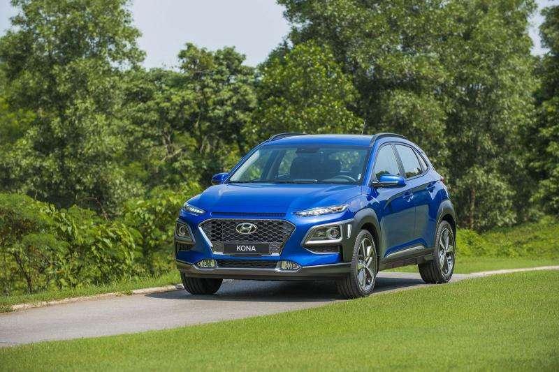 Vì sao Hyundai Kona dẫn đầu phân khúc SUV cỡ nhỏ?