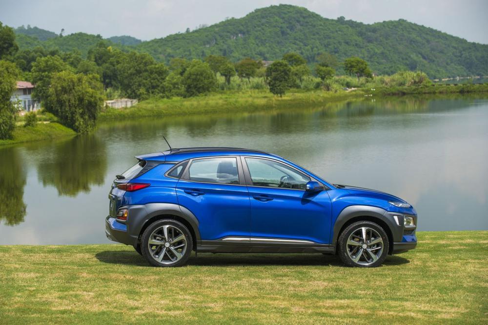 Hyundai Kona - Chiếc SUV năng động thu hút giới trẻ