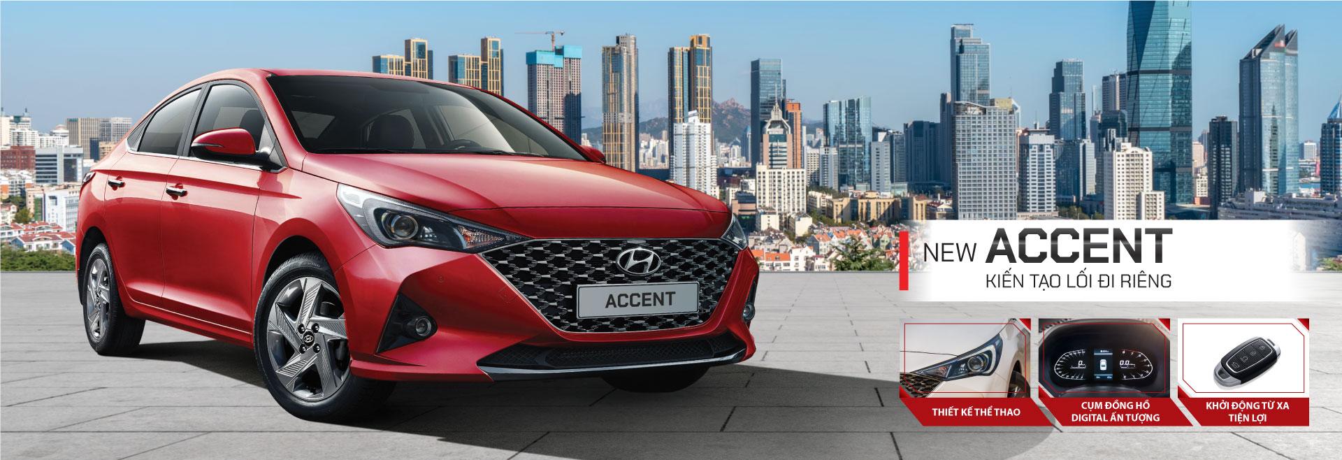 Chương trình ra mắt và lái thử Accent 2021
